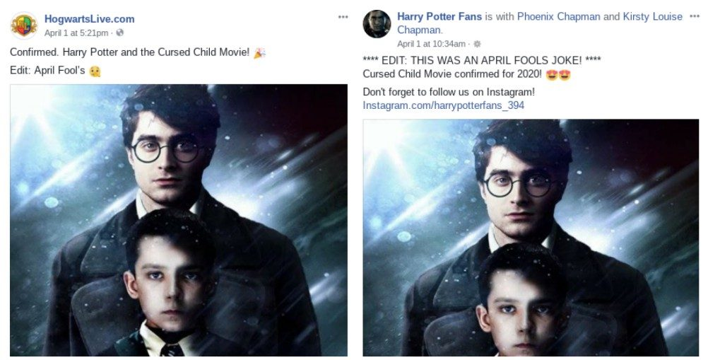 2020 Movie Posters: FACT CHECK: Is Daniel Radcliffe Starring In 'Harry Potter