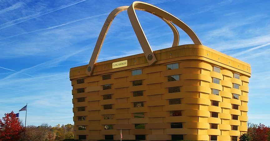 longaberger basket company ceases operations. Black Bedroom Furniture Sets. Home Design Ideas
