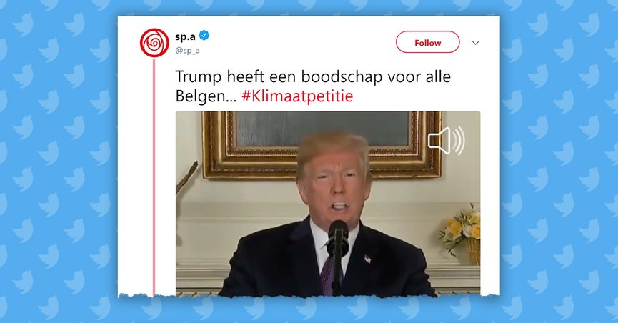 FACT CHECK: Did President Trump Tell Belgium to 'Withdraw ...