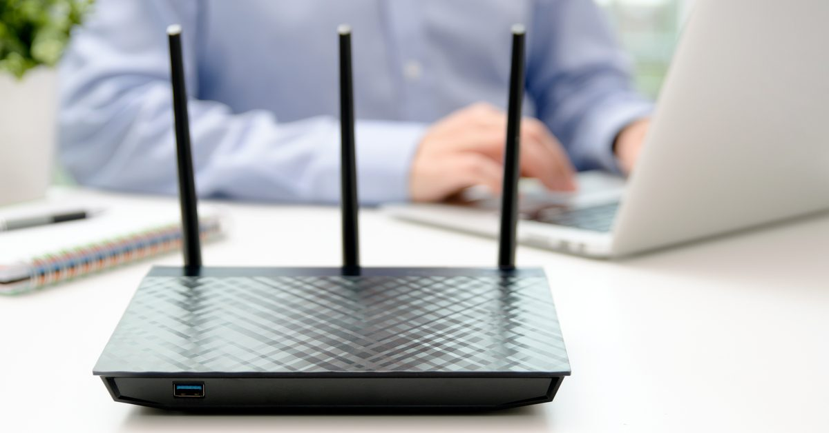 Small offices, home offices should reboot routers