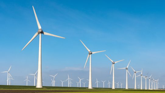 fact check do windmills create more energy to build than they ever