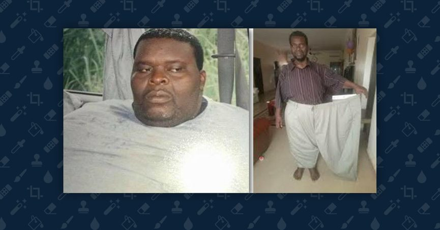 Fact check was a zambian man arrested after boasting he lost 280 not a realistic way of losing weight nor a method thats actually been tried ccuart Choice Image