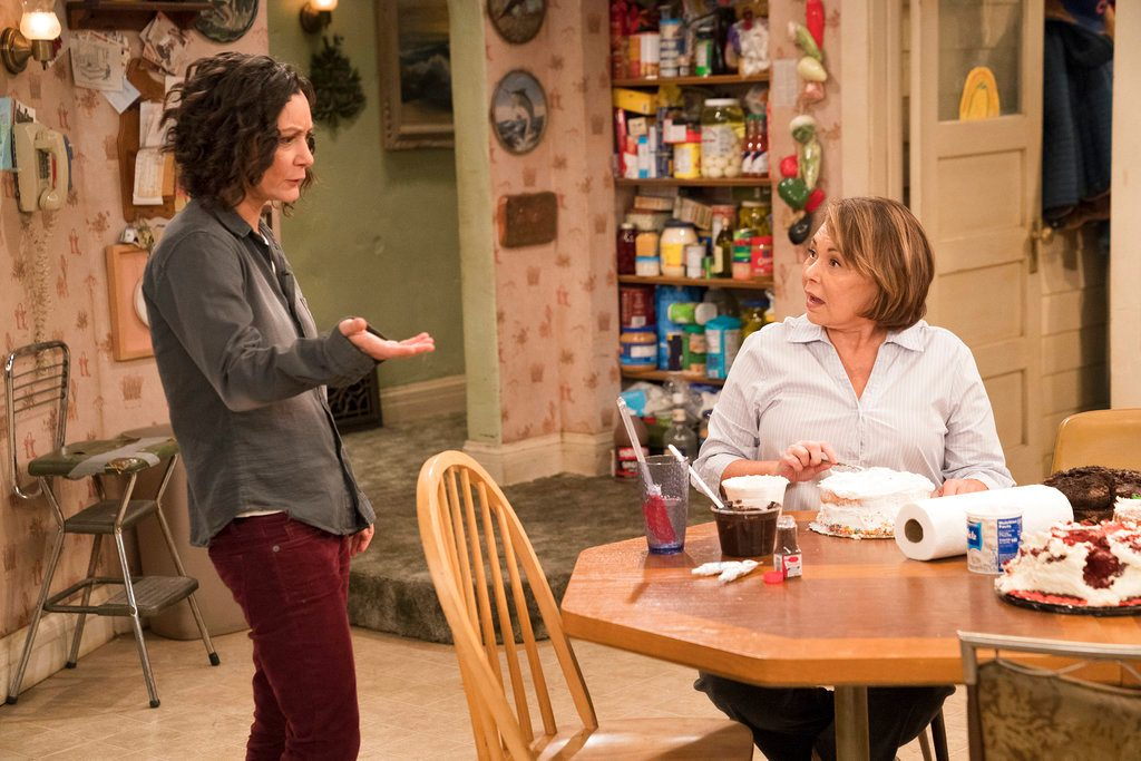 Roseanne Barr: I 'Begged' ABC Not to Cancel 'Roseanne'