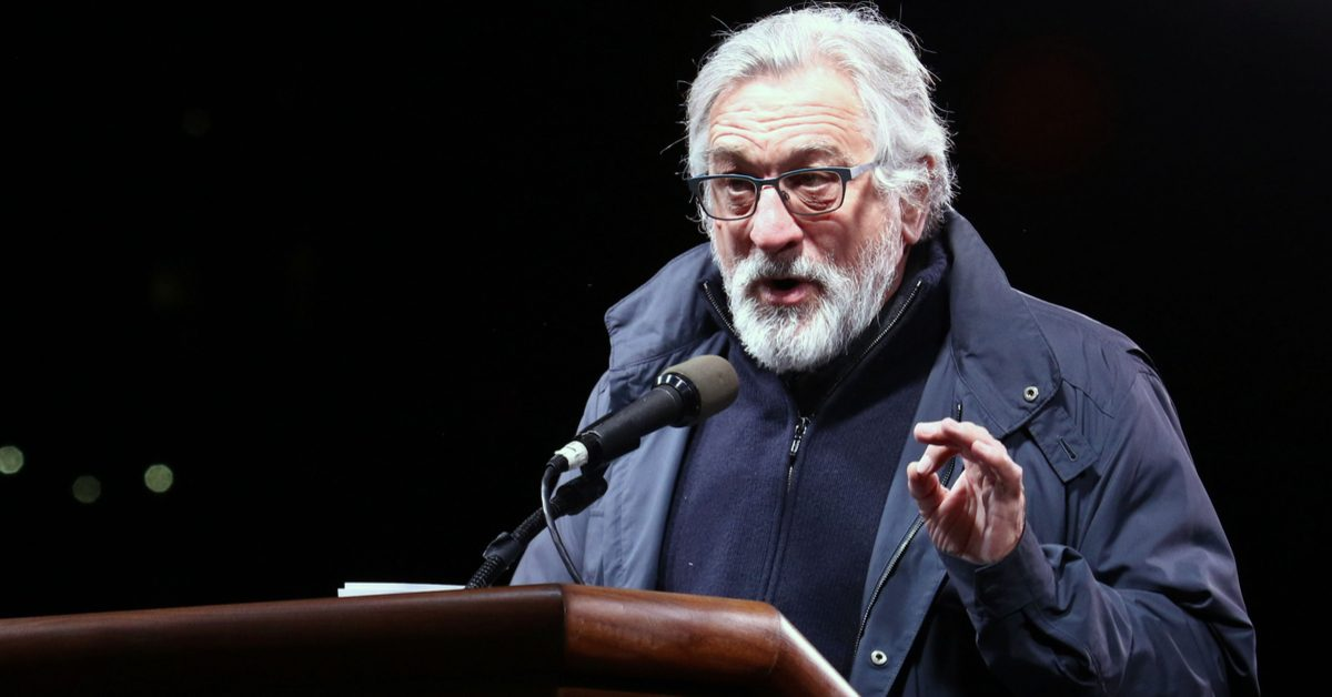 FACT CHECK: Was Robert De Niro Involved in a Child Sex Trafficking Ring?
