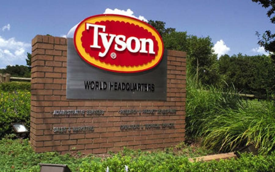 Over 3,000 pounds of Tyson chicken recalled over possible plastic contamination