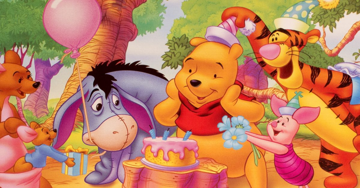 Fact Check  Is Winnie The Pooh Actually A Girl