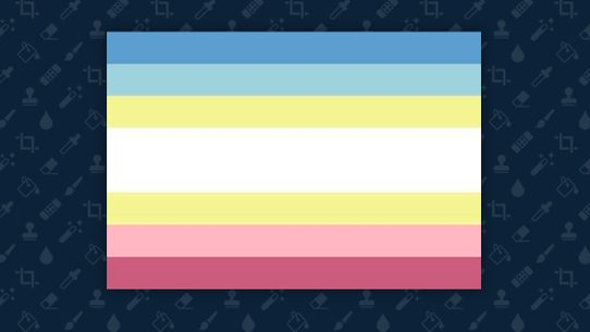 FACT CHECK: Does This Image Represent a \'MAPs Pride Flag\'?