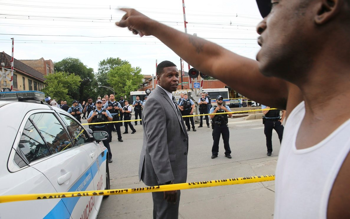 Outrage after Chicago police fatally shoot man