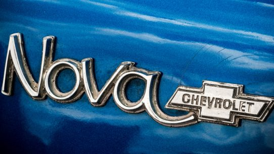 FACT CHECK Did The Chevrolet Nova Fail To Sell In SpanishSpeaking - Show me the car facts