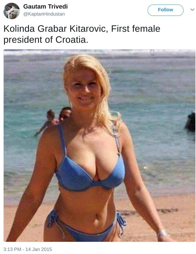 FACT CHECK: Do These Photographs Show the Croatian ...