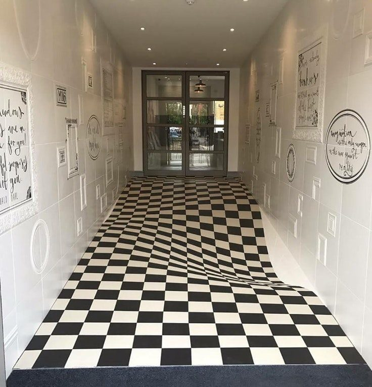 Fact Check Was This Hallway Designed To Prevent Children