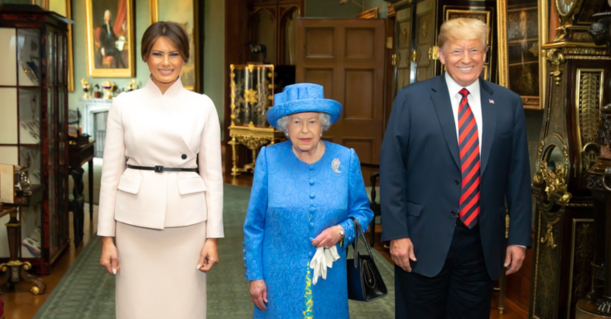 Fact Check Did Queen Elizabeth Wear A Brooch Gifted By