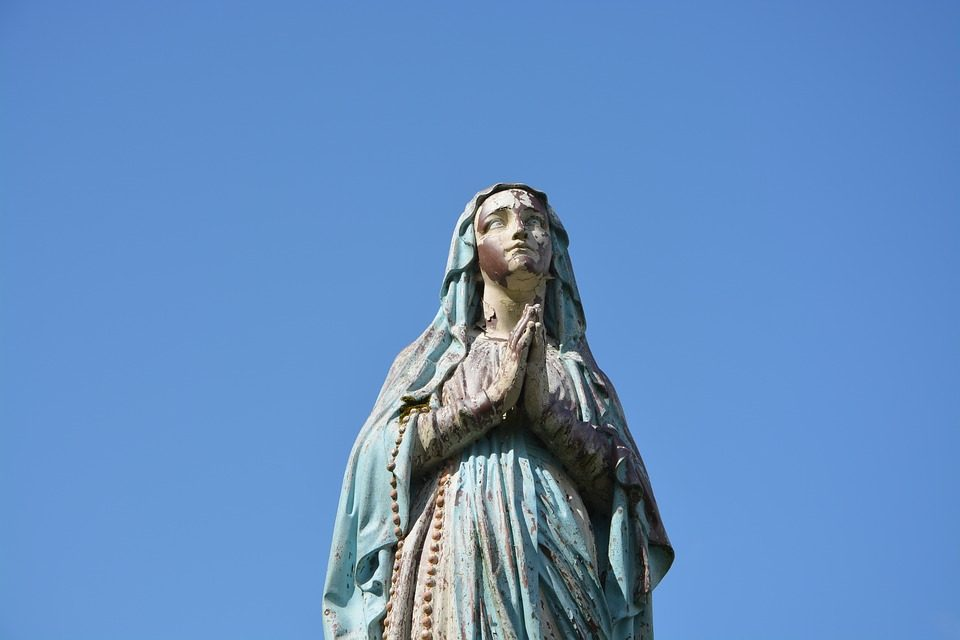 Investigation Into Weeping Virgin Mary Statue Continues