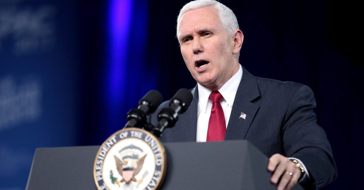FACT CHECK: Did Vice President Mike Pence Warn Against 'Gay Aliens'?