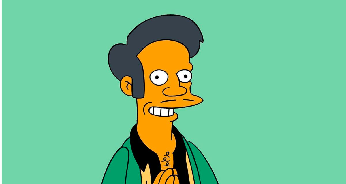 Fox Passes Decisions on Apu Character to 'Simpsons' Team