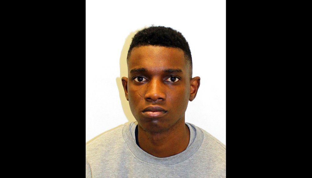 Three found guilty of killing Nigerian-born United Kingdom  model Harry Uzoka