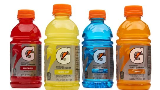 fact check were gatorade bottles designed with a cap holder on the