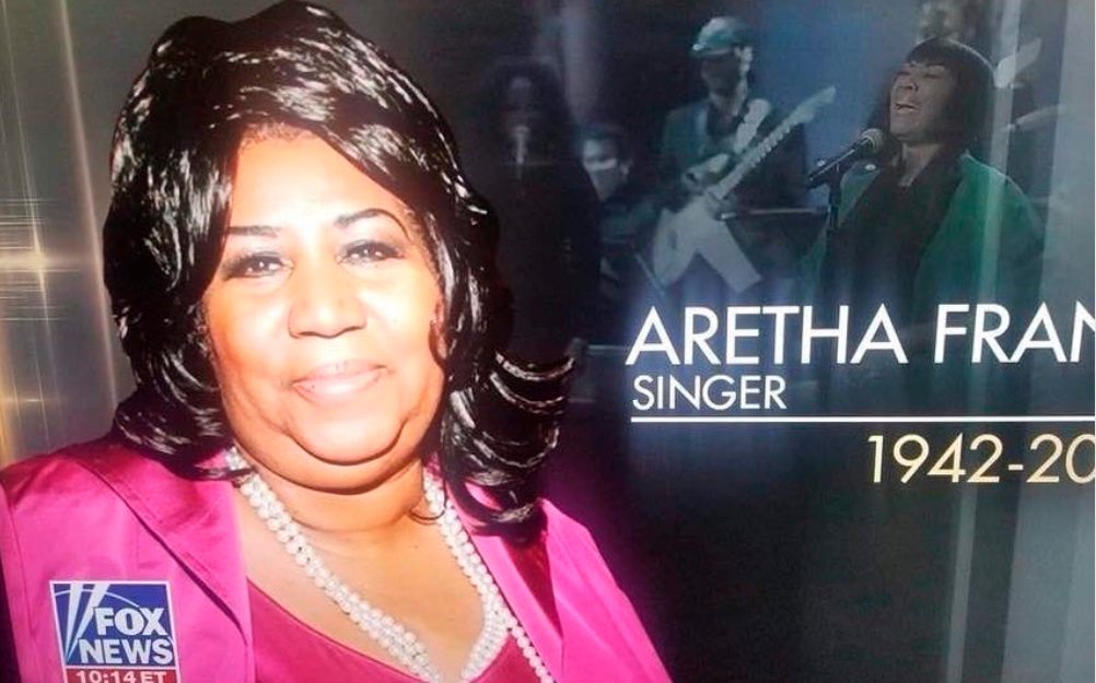 FACT CHECK: Did Fox News Use an Image of Patti LaBelle During Their Aretha Franklin Tribute?