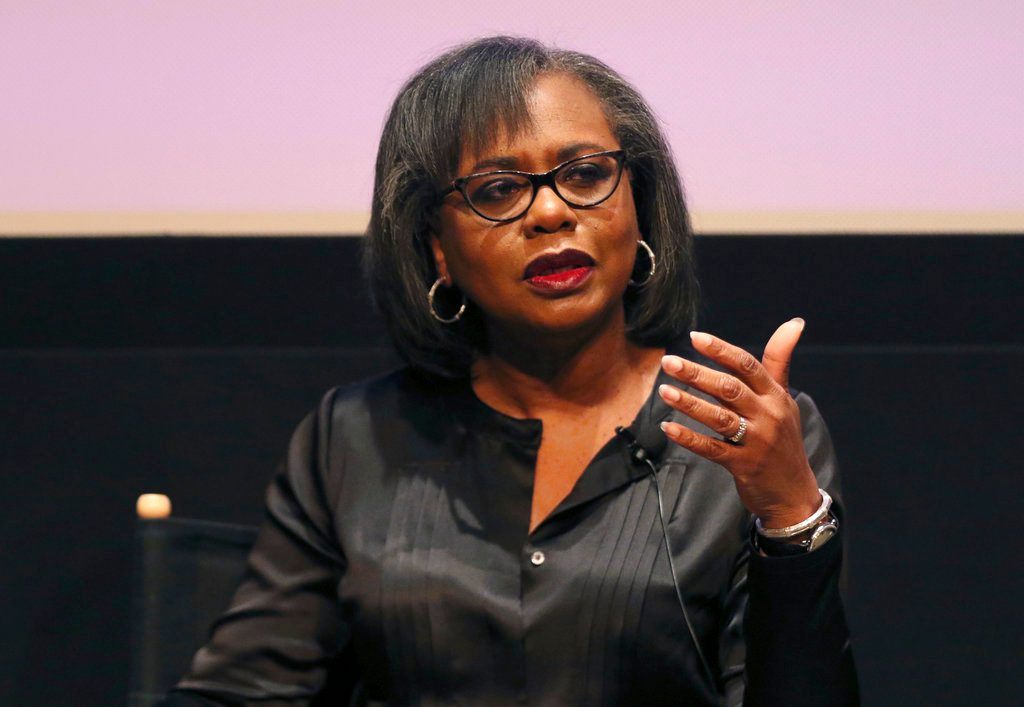 Anita Hill: Senate should 'pause' Brett Kavanaugh's confirmation