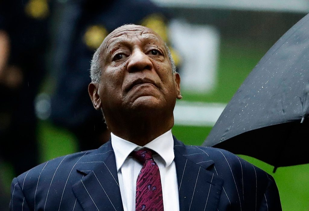 Bill Cosby spokesman compares the 'sexually violent predator' to JESUS