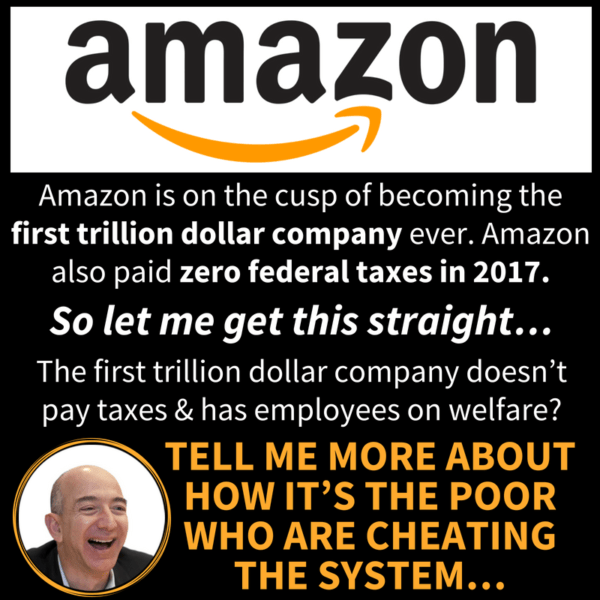 FACT CHECK: Did Amazon Pay No Federal Income Taxes In 2017?