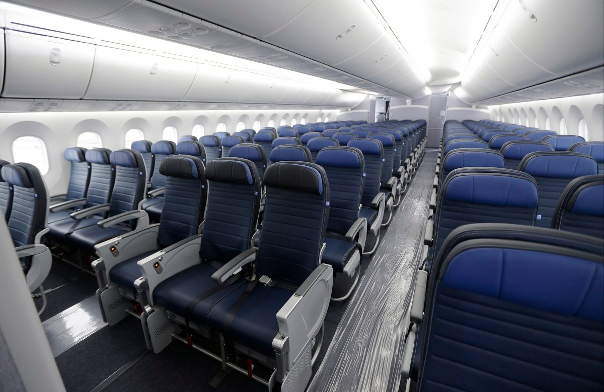 Congress Takes Aim at Shrinking Seats, Legroom on Airplanes