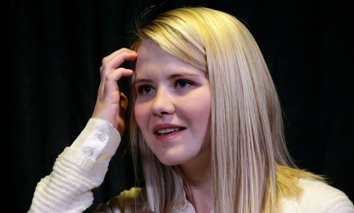Elizabeth Smart Urges Authorities to Reconsider Kidnapper's Release