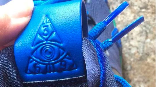 Fact Check Does Nike Make Shoes Featuring The All Seeing Eye Symbol