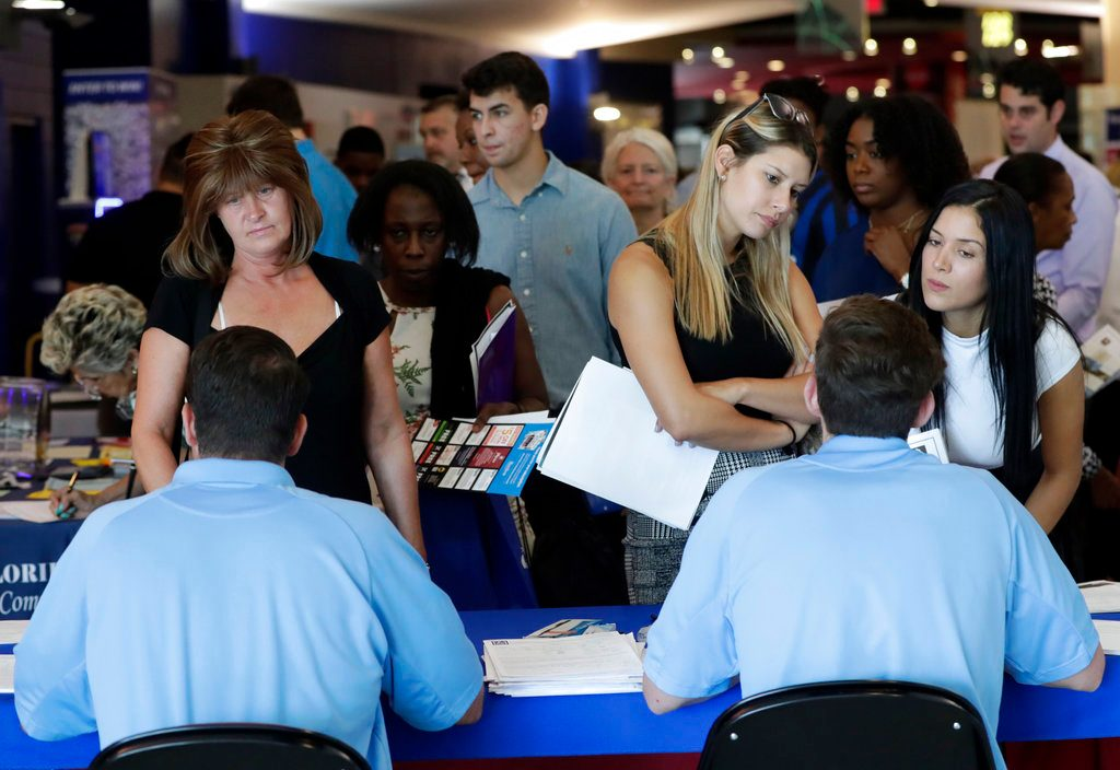 U.S. jobless rate at lowest since 1969