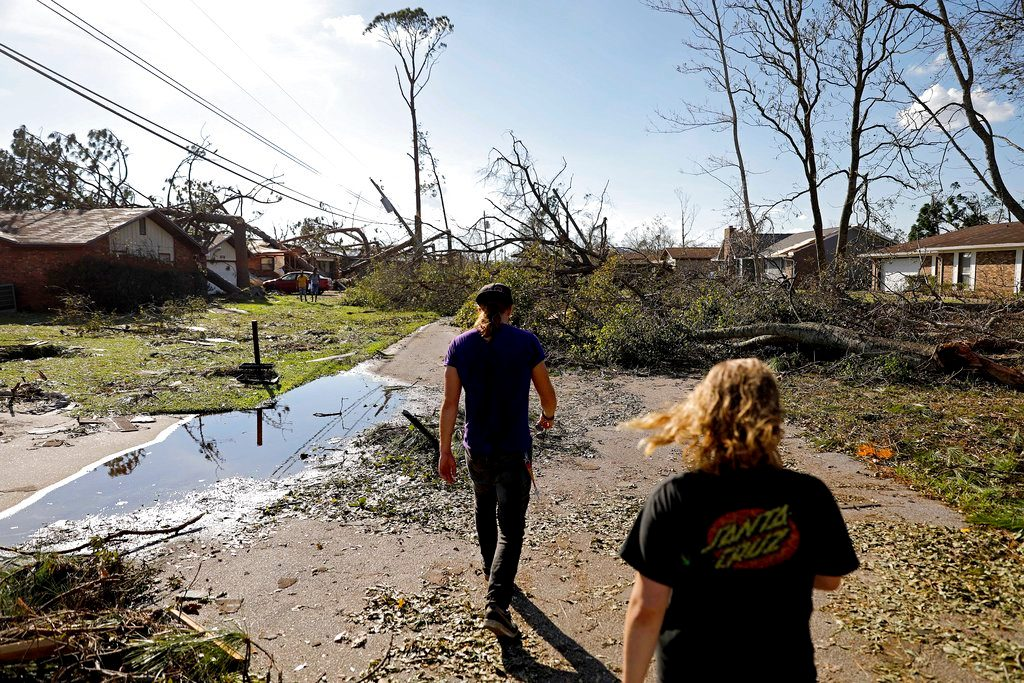 Florida: Too Soon for Homeowners to Return to Disaster Zone