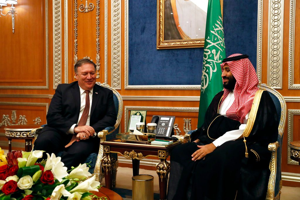 Why Saudi Arabia is valuable to Trump