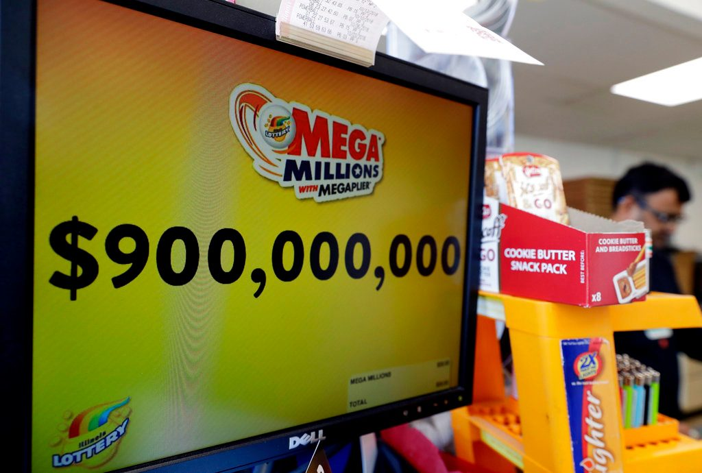 Mega Millions jackpot now record $900M after no ticket with all winning numbers in last night's drawing
