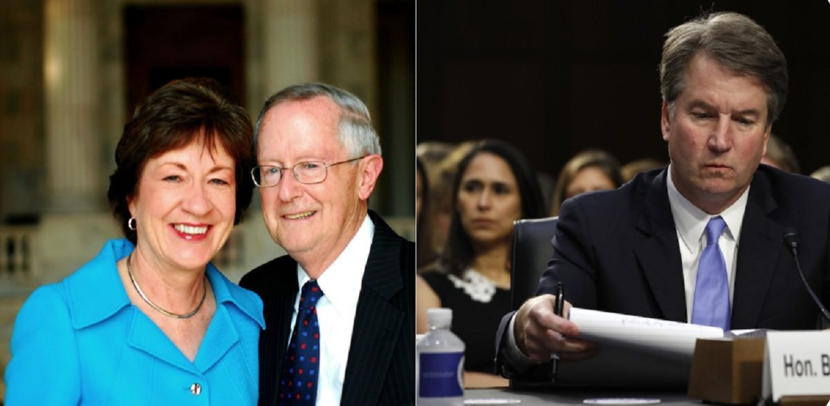 FACT CHECK: Is Senator Susan Collins' Husband a 'Lobbyist for Russian Interests'?