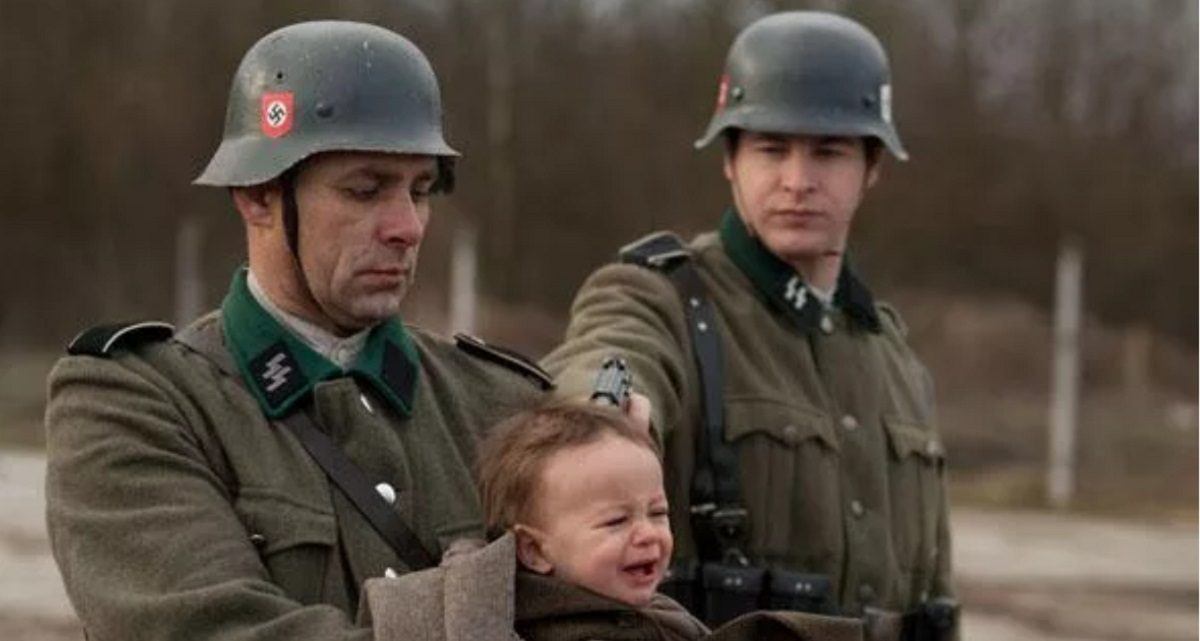 FACT CHECK: Is This a Photograph of Nazi SS Troops Shooting a Child?