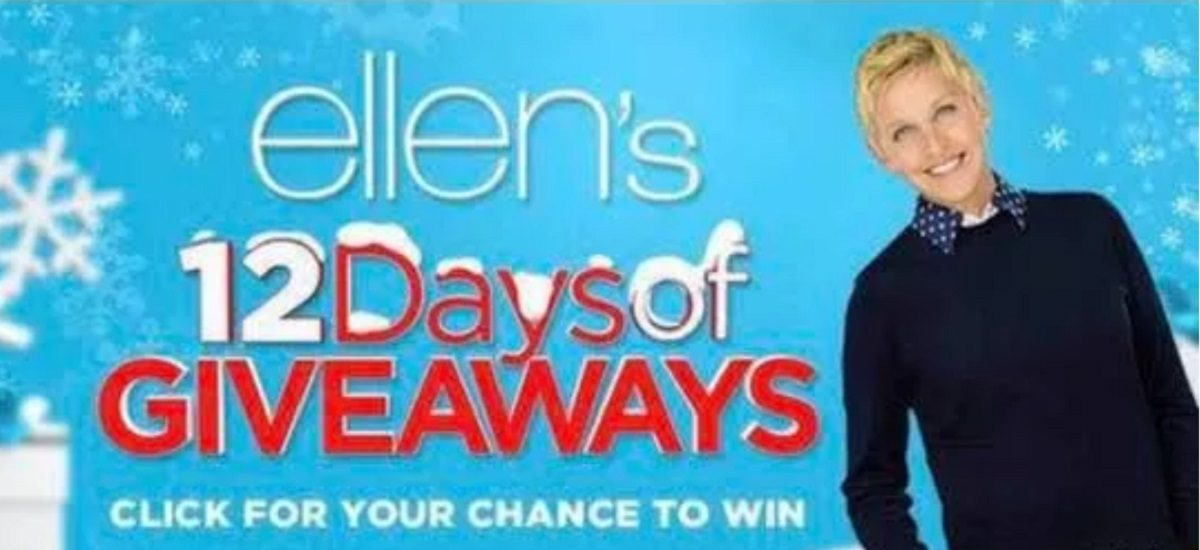 FACT CHECK: Is Ellen Degeneres Holding a Facebook Giveaway?