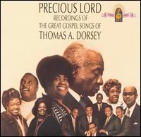 Album Cover for Tommy Dorsey's 'Precious Lord'