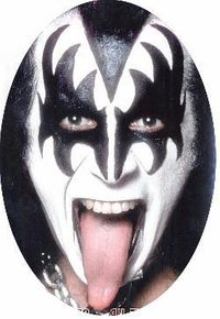 gene simmons tongue. of bassist gene simmons \u2014 he the impossibly long tongue about whom no rumor was seemingly too incredible to gain a foothold among kiss\u0027s army snopes.com