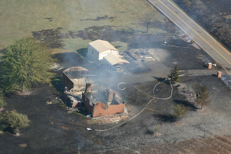 Williams Natural Gas Explosion