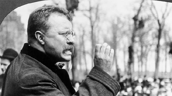 how to draw theodore roosevelt